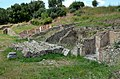 The Northern area of the Forum with enclosed public buildings that were transformed until Late Antiquity, Rusellae, Etruria, Italy (30512885358).jpg