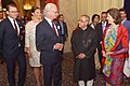 The President, Shri Pranab Mukherjee and the King Carl XVI Gustf at the Seminar on India-Sweden Partnership – Co-creating a Brighter Future, in Stockholm, Sweden on June 02, 2015.jpg