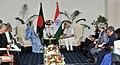 The Prime Minister, Shri Narendra Modi meeting the Former Prime Minister of Bangladesh, Begum Khaleda Zia, in Dhaka, Bangladesh on June 07, 2015 (2).jpg