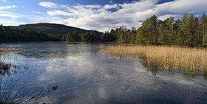 Birsemore - Image: The Queen's Loch