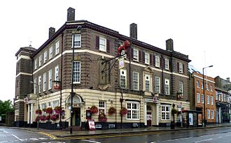 The Red Lion, Chipping Barnet - The Red Lion
