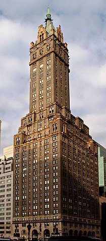 The Sherry Netherlands Hotel in New York City crop.jpg
