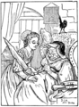 The Sleeping Beauty in the Wood from Tales of Mother Goose (Welsh).png