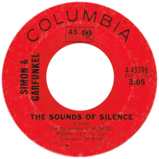 The Sound of Silence song by Simon & Garfunkel