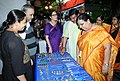 The Union Minister for Tribal Affairs, Shri Jual Oram at the launching ceremony of the 'Festival Offers' to promote Tribal Products and empower Tribal Artisans of the Country, in New Delhi (2).jpg