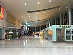 The domestic departure hall at Yiwu Airport.JPG