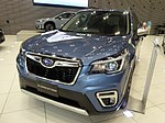 The frontview of Subaru 5AA-SKE FORESTER Advance.jpg