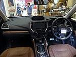 The interior of Subaru FORESTER Advance (5AA-SKE).jpg