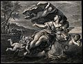 The rape of Europa. Engraving. Wellcome V0048207.jpg