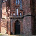 The side entry of StMary's church in Gryfice.jpg