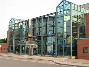 King William Street (Hamilton, Ontario) - Theatre Aquarius