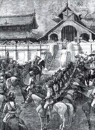 Third Anglo-Burmese War A