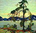Thom Thomson, Le Pin, 1916-1917, huile sur toile, 127,9 x 139,8 cm, Musée des Beaux-Arts du Canada.jpg