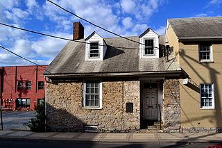 Thomas Harrison House (Harrisonburg, Virginia)