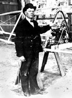 Thomas Scott Baldwin US Army aviator and balloonist (1854–1923)