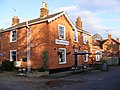 Three Horseshoes Public House,Charsfield - geograph.org.uk - 1029536.jpg