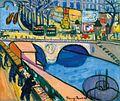 Tihanyi Lajos - A Pont Saint-Michel Párizsban (1908).jpg