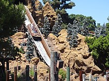 The Timber Mountain Log Ride Is Knott S Berry Farm Most Por