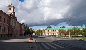 Timiryazevsky District - Timiryazev Agricultural Academy, Timiryazevsky District