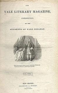 <i>Yale Literary Magazine</i> journal