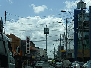 Arima - The Dial in the Central Business District