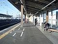 Tokaido Shinkansen Kakegawa Station Platform.jpg