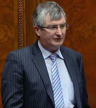 Tom Elliott (politician) - Elliott speaking in the Northern Ireland Assembly, March 2015