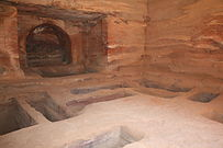 Tomb 825, Street of the Facades, Petra, Jordan.jpg