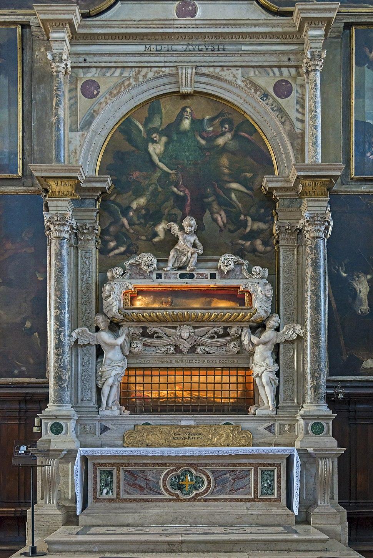 Tomb of Zaccaria and Saint Athanasius