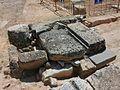 Tomba visigòtica a les termes de Mura, Llíria.JPG