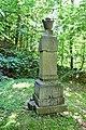 Tombstone at Tirsbæk manor over Juliane Wilhelmine, b. Wedell-Jarlsberg.jpg