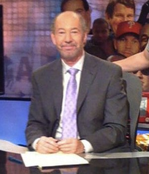 Tony Kornheiser - Kornhesier on PTI in 2010.
