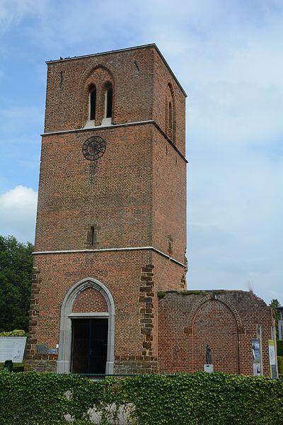 Toren van oude Sint-Jan-de-Doperkerk, Schulen
