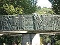 Torino - Monumento all'autiere d'Italia particolare bassorilievi.jpg