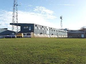 Plainmoor - Image: Torquay United Football Club geograph.org.uk 120247