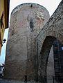 Torre del Botxí i arc de l'aqüeducte, Sogorb.JPG