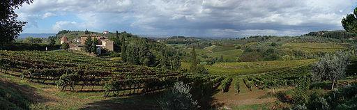 Italiano en la Toscana