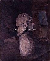 Toulouse-Lautrec - ETUDE D'APRES LE PLATRE, 1883, MTL.108.jpg
