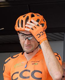 Davide Rebellin al Tour de Suisse 2015