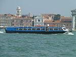 Tourist ship Venice.JPG