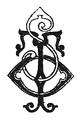 Towarzystwo Akcyjne S. Orgelbranda Synów-logo (1907).png