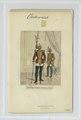 Trabantenleibagre- Offizier und Garde. 1866 (NYPL b14896507-90536).tiff