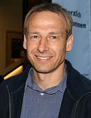 Trainer Klinsmann