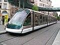 TramStrasbourg lineD HommeFer versBriand.JPG
