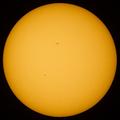Transit Of Mercury, May 9th, 2016.png