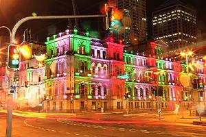 Treasury Casino - Image: Treasury Casino, May 2012