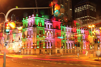 Treasury Casino - Image: Treasury Casino, May 2012
