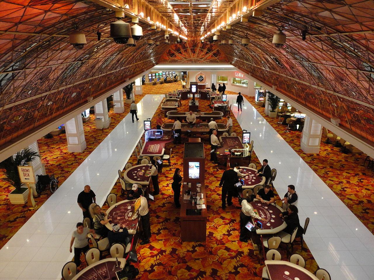 Las Vegas Casino Age