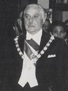 Rafael Trujillo Ruler of the Dominican Republic from 1930 to 1961