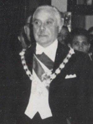Rafael Trujillo - Trujillo in 1952